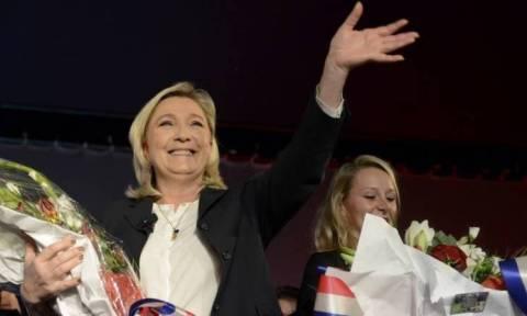 Πρώτη η Λεπέν στις περιφερειακές εκλογές της Γαλλίας