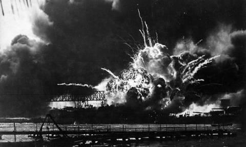 Σαν σήμερα το 1941 η επίθεση των Ιαπώνων στην αμερικανική βάση του Περλ Χάρμπορ