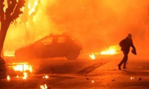 Συλλήψεις, τραυματισμοί και μια «βομβαρδισμένη» Αθήνα, το αποτέλεσμα της επετείου Γρηγορόπουλου