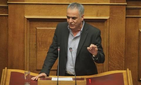 Σκουρλέτης: Ο ΣΥΡΙΖΑ δεν μίλησε ποτέ για σεισάχθεια