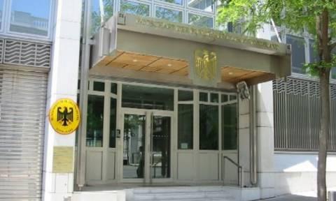 Τι απαντά η γερμανική πρεσβεία στο δημοσίευμα της Die Welt