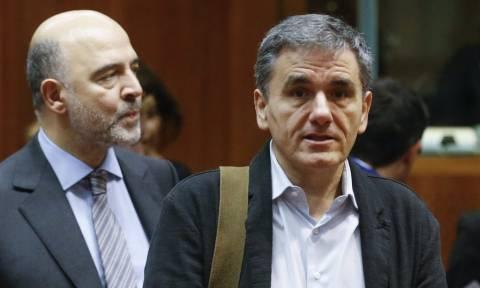 Eurogroup: Μοσκοβισί – Να συνεχιστεί η δουλειά για την ολοκλήρωση της πρώτης αξιολόγησης