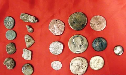 Δράμα: Δύο συλλήψεις για αρχαιοκαπηλία και οπλοκατοχή (pics)