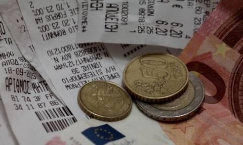 Αποδείξεις: Μόνο με χρήση πλαστικού χρήματος η έκπτωση φόρου