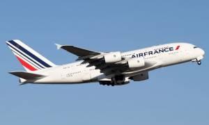 Πανικός σε πτήση της Air France ύστερα από απειλή για βόμβα