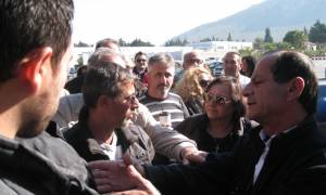 Κως: Ένταση μεταξύ κατοίκων και Επάρχου στο Λινοπότη (vids)