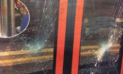 Τρόμος στον ΗΣΑΠ: «Αλλάχ Ακμπάρ» και ξύλο από ισλαμιστές σε πολίτες (pic)