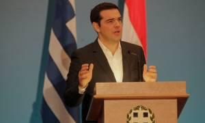 Τσίπρας: Οι διμερείς οικονομικές σχέσεις Ελλάδας-Αιγύπτου θα αναπτυχθούν δυναμικά
