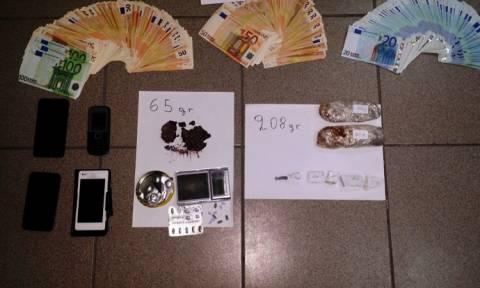 Σάμος: Εξαρθρώθηκε τριμελής ομάδα που διακινούσε μεγάλες ποσότητες ναρκωτικών (pics)