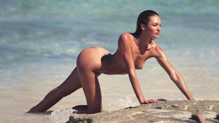 Για την Candice Swanepoel είναι ακόμα καλοκαίρι (pics)