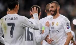 Champions League: Σταμάτησε στα 8 η Ρεάλ!