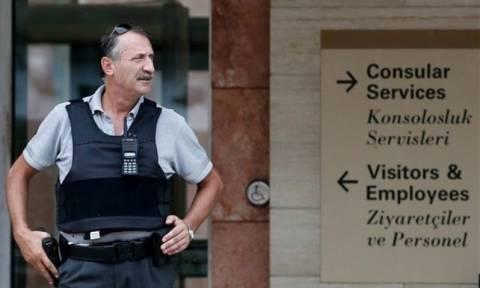 Τουρκία: «Συναγερμός»  στο γενικό προξενείο των ΗΠΑ στην Κωνσταντινούπολη λόγω «ενδεχόμενης απειλής»