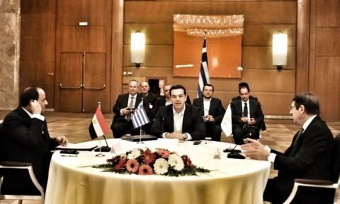 Τριμερής: Υπεγράφη η «Διακήρυξη της Αθήνας» - Τι προβλέπει