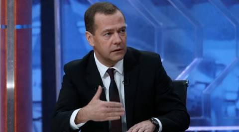 Μεντβέντεφ: Η Ρωσία επέλεξε να μην ξεκινήσει πόλεμο με την Τουρκία