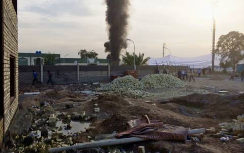 Βαγδάτη: Τουλάχιστον οχτώ νεκροί από επίθεση καμικάζι σε σιιτικό τέμενος