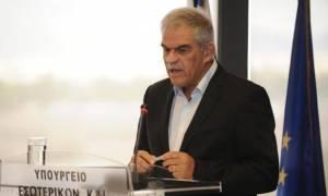 Τόσκας: Υπήρχαν απειλές πριν από την επιχείρηση στην Ειδομένη