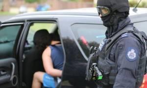 Συλλήψεις για τρομοκρατία στην Αυστραλία