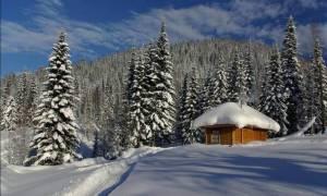 Τι συμβαίνει με τον καιρό; Έρχονται χιόνια από αύριο και μετά πάλι… Άνοιξη