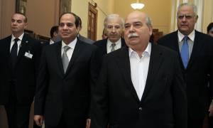 Αιγύπτιος πρόεδρος προς Βούτση: Η Βουλή θεωρείται ο Οίκος του Λαού