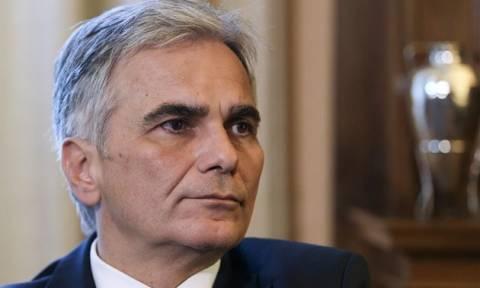 Φάιμαν: Επιφυλακτικός να κηρύξει την Αυστρία σε κατάσταση έκτακτης ανάγκης