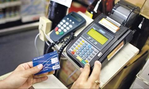 Η εφορία θα αναγνωρίζει δαπάνες μόνο μέσω κάρτας