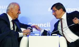 Επικοινωνία Νταβούτογλου – Μπάιντεν με θέμα τη διαμάχη Άγκυρας- Βαγδάτης