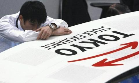 Πτωτικά άνοιξε το χρηματιστήριο στο Τόκιο