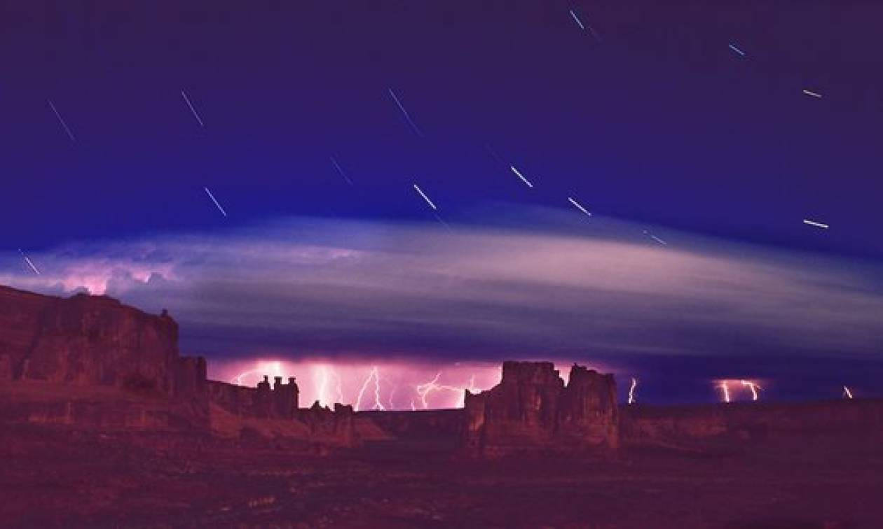 Ανακαλύφθηκε γιγαντιαίων διαστάσεων καταιγίδα – Είναι τριπλάσια από το μέγεθος της Γης