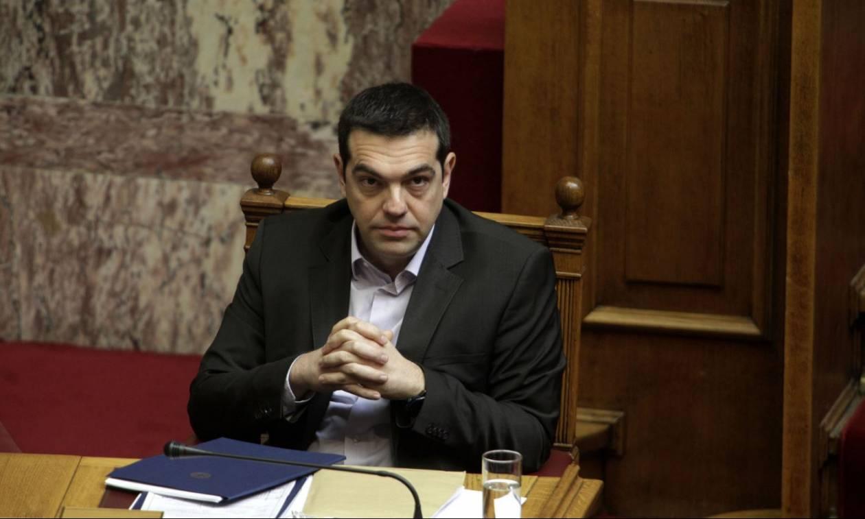 Ώρα Πρωθυπουργού - Tσίπρας: Υπονομευτική πλειοδοσία γύρω από την ανακεφαλαιοποίηση