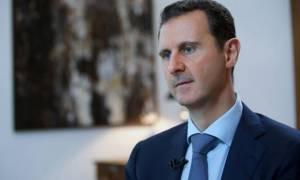 Πυρά Άσαντ σε ΗΠΑ - Σ.Αραβία: Δεν μιλώ με τρομοκράτες