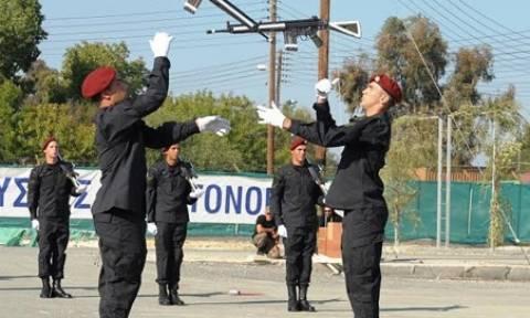 Τελετή αποφοίτησης των Υποψηφίων Στρατονόμων της 2015 Β' ΕΣΣΟ (pics)