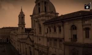Οι τζιχαντιστές απειλούν τη Ρώμη σε νέο βίντεο