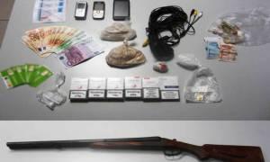 Βόλος: Δύο συλλήψεις για μεγάλη ποσότητα ηρωίνης