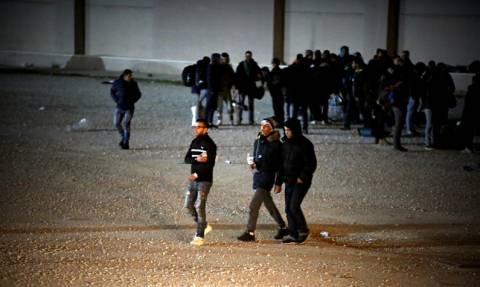 Επέμβαση των ΜΑΤ στο κλειστό γήπεδο του Τάε Κβον Ντο