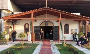 Το Λείψανο της Αγίας Μαρίνας μέχρι αύριο (14/12) στην Μενεμένη