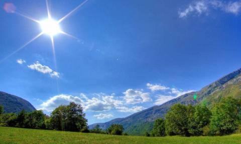 Καιρός: Ηλιοφάνεια σε ολόκληρη την χώρα
