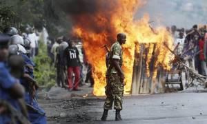 Στο αίμα πνίγεται το Μπουρούντι - Δεκάδες νεκροί και τραυματίες (vid)