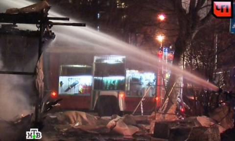 Ρωσία: Φονική πυρκαγιά σε ψυχιατρική κλινική
