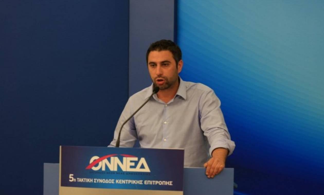 Εκλογές ΝΔ: Άγριος καβγάς Γεωργιάδη και Μουρούτη με τον πρόεδρο της ΟΝΝΕΔ
