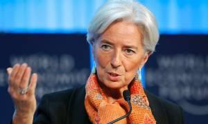 Λαγκάρντ για τη συμφωνία στο Παρίσι: «Κρίσιμο βήμα προς τα εμπρος»
