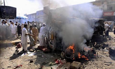Πακιστάν: 15 νεκροί και 30 τραυματίες από επίθεση σε αγορά