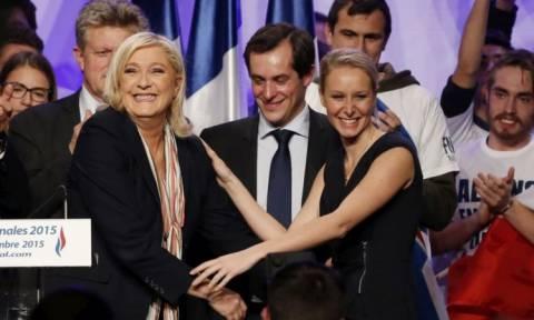 Η Γαλλία είπε «όχι» στο Εθνικό Μέτωπο και στη Μαρίν Λεπέν