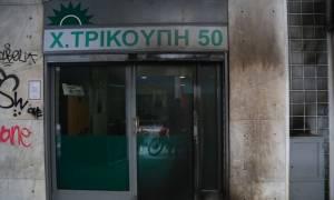 Διπλή επίθεση με μολότοφ στα γραφεία του ΠΑΣΟΚ