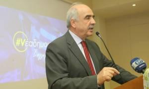 Εκλογές ΝΔ - Μεϊμαράκης: Δεν θα γίνουμε δεκανίκι μιας καταστροφικής πολιτικής