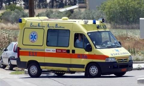 Τραγωδία στη Θεσσαλονίκη: Γυναίκα έπεσε στο κενό από τον 2ο όροφο πολυκατοικίας