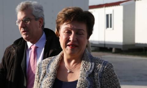 Αντιπρόεδρος Κομισιόν: Διπλό το σοκ για την Ελλάδα