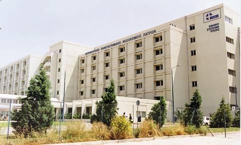 Άγριος ξυλοδαρμός φύλακα του Πανεπιστημιακού Νοσοκομείου Πάτρας