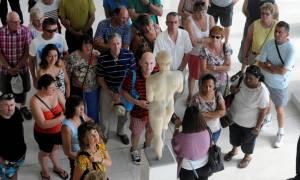 Αυξήθηκαν οι επισκέπτες στα μουσεία τον Αύγουστο αλλά μειώθηκαν οι εισπράξεις