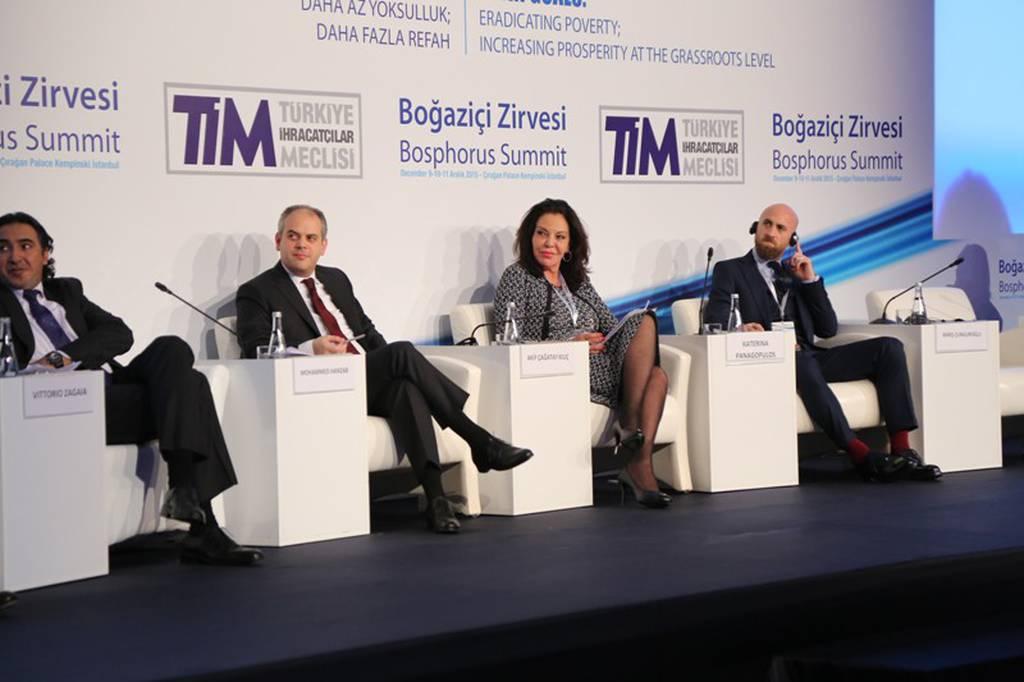 Κατερίνα Παναγοπούλου: «Ανάχωμα» στη φτώχεια και την αξιακή κρίση, Αθλητισμός και Ολυμπιακή Παιδεία