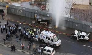 Ιερουσαλήμ: Παλαιστίνιος τραυμάτισε με αυτοκίνητο οκτώ ανθρώπους